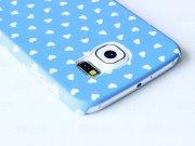 قاب محافظ  Samsung Galaxy S6 Hearts Series