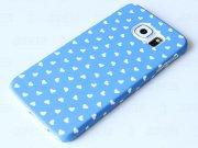 قاب محافظ  Samsung Galaxy S6 Hearts