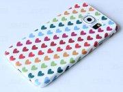 قاب محافظ Samsung Galaxy S6 Hearts 1
