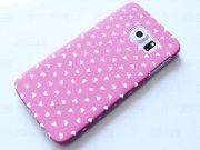 قاب محافظ Samsung Galaxy S6 edge Hearts Series