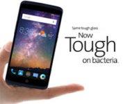 ZTE Axon اولین گوشی هوشمند دارای صفحه محافظ ضد باکتری در جهان