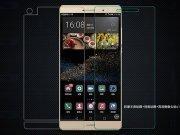 محافظ صفحه نمایش شیشه ای پشت رو  Huawei Ascend P8 Max مارک Nillkin
