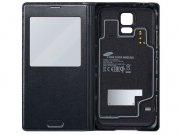 فیلیپ کاور Samsung Galaxy S5 Wireless Charging S View Flip Cover
