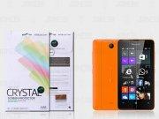 خرید محافظ صفحه نمایش شفاف Microsoft Lumia 430 مارک Nillkin
