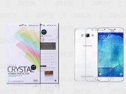محافظ صفحه نمایش شفاف Samsung Galaxy A8 مارک Nillkin