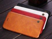 کیف چرمی نیلکین آیفون Nillkin Qin Leather Case Apple iPhone 6/6S
