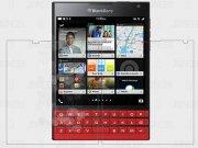 محافظ صفحه نمایش شفاف BlackBerry Passport
