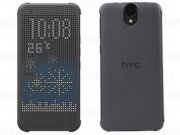 کیف هوشمند HTC One E9 plus Dot View