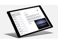 iPad Pro تبلتی با صفحه نمایش 13 اینچی