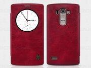 کیف چرمی نیلکین ال جی Nillkin Qin Leather Case LG G4 Beat
