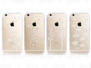 محافظ ژله ای پروانه Apple iphone 6