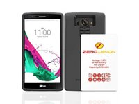 ZeroLemon، یک باتری با 8500 میلی آمپر ساعت اضافه برای LG G4