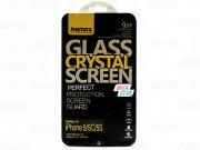 محافظ صفحه نمایش شیشه ای Apple iphone SE/5/5S مارک Remax