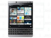 محافظ صفحه نمایش شیشه ای بلک بری  Nillkin H Glass BlackBerry Passport Silver