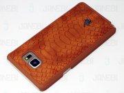 قاب محافظ چرمی سامسونگ Polo Case Samsung Galaxy Note 5