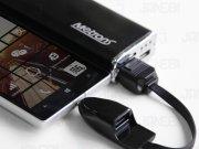 کابل میکرو یو اس بی و مبدل او تی جی بیسوس Baseus Player Series OTG Date Micro USB Cable