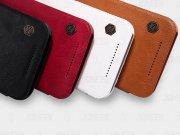 کیف چرمی نیلکین موتورولا Nillkin Qin Leather Case Motorola MOTO G3