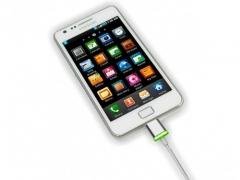 کابل GlowSync Micro USB charge & sync cable CCM02