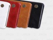 کیف چرمی نیلکین مایکروسافت Nillkin Qin Leather Case Microsoft Lumia 950