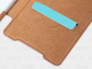 کیف چرمی نیلکین سونی Nillkin Qin Leather Case Sony Xperia Z5