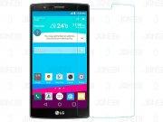 محافظ صفحه نمایش شیشه ای +LG G4 PE مارک Nillkin