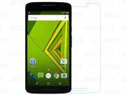 محافظ صفحه نمایش شیشه ای+Motorola Moto X Play H مارک Nillkin