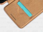 کیف چرمی نیلکین موتورولا Nillkin Qin Leather Case Motorola Moto X Play