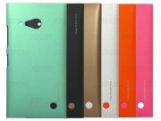 قاب محافظ سون دیز نوکیا Seven days Metallic Nokia Lumia 730/735