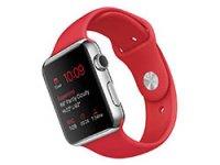 نیمی از ساعت های هوشمند فروخته شده در سال 2015، ساعت اپل بوده است