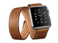 عرضه ساعت هوشمند اپل با بند چرمی ساخت Hermes