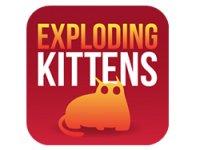 Exploding Kittens یک بازی مبتنی بر کارت و مشابه رولت روسی جدید