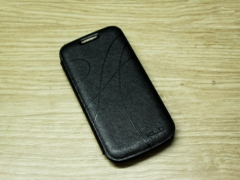 کیف چرمی Samsung Galaxy i9190