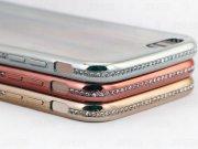 محافظ ژله ای نگین دار Apple iphone 6/6S مارک Bella