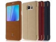 کیف چرمی Samsung Galaxy Note 5 مارک Baseus