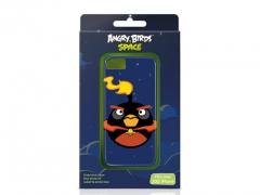 محافظ آیفون 5 Angry Birds Fire Bomb Bird