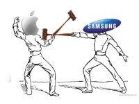 رای دادگاه برگشت، حال اپل باید به سامسونگ غرامت بدهد