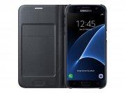 کاور ال ای دی اصلی سامسونگ Samsung Galaxy S7 LED View Cover