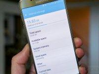 آندروید و TouchWiz تقریبا 8 گیگابایت از فضای داخلی Galaxy S7 را اشغال کرده اند
