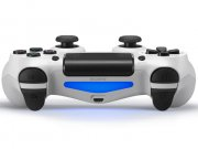 دسته بازی Sony DUALSHOCK 4 Wireless White Controller PS4