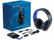 هدست بیسیم سونی PlayStation Gold Wireless Stereo Headset