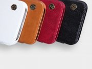 کیف چرمی نیلکین سامسونگ Nillkin Qin Leather Case Samsung Galaxy S7