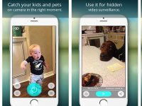 Motion Sensor برنامه ای که حرکتی جلوی گوشی هوشمند شما را ثبت می کند
