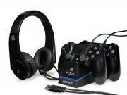 هدفون با پایه شارژر دسته سونی Stereo Gaming Headset Starter Kit