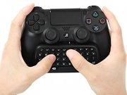 جانبی کیبورد بی سیم سونی PS4 Keyboard Gamepad