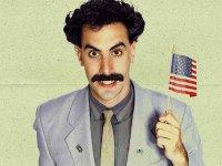 سازنده Borat و Ali G، اپل را به سخره می گیرد