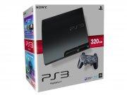 خرید پلی استیشن 3 Sony PlayStation 3 (Slim) 320GB