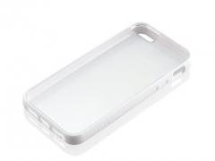 محافظ آیفون 5 IceBox Edge White