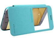 کیف نیلکین سامسونگ Nillkin Sparkle Leather Case Samsung Galaxy S7