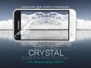 خرید محافظ صفحه نمایش شفاف Samsung Galaxy JI 2016 مارک Nillkin