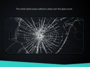 محافظ صفحه نمایش شیشه ای نیلکین آیفون Nillkin H Glass Apple iPhone 5/5S/SE